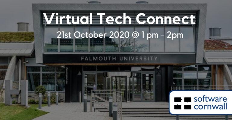 Virtual Tech Connect October 2020