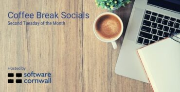 Coffee Break Social Event Card
